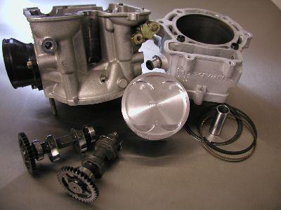 Yamaha Raptor  Performance Parts
